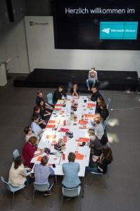Microsoft Blogger Workshop