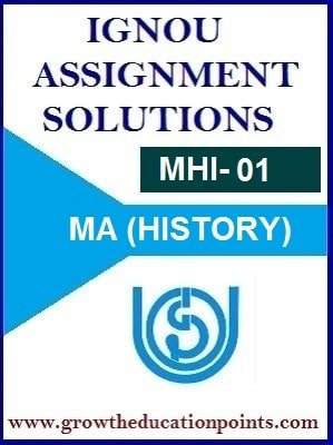 MHI-01: Ancient and Medieval Societies solved assignment