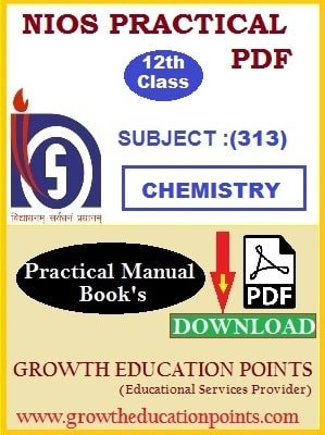 chemistry practical file