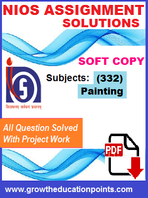 painting nios solved assignment