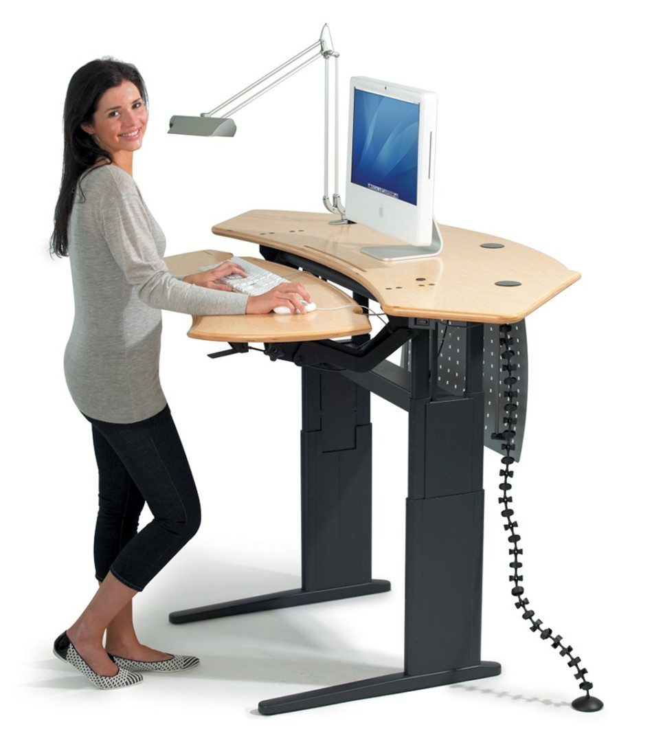 Top 7 Reasons You Need An Elevated Desk At Work