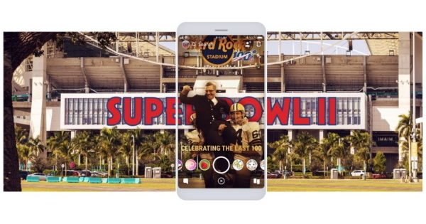 Snapchatters Gain Access to Several Creative Tools for the Big Game – Adweek