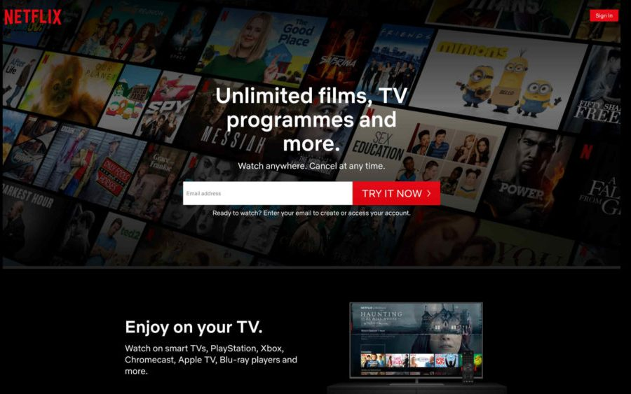 3 UX Lessons to Learn from Netflix