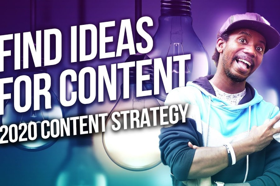 HOW TO FIND CONTENT IDEAS FOR SOCIAL MEDIA (7 Tips To Dominate Social Media in 2020)
