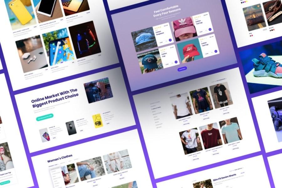 Startup — 40 New Ecommerce Designs - Inside Designmodo