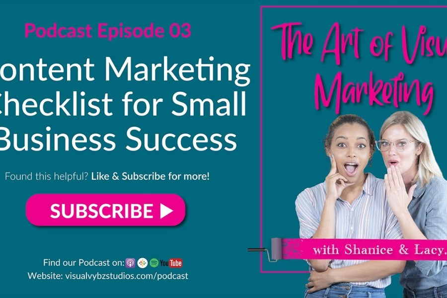 Content Marketing Checklist for Small Business Success 2020 (5 Tips)