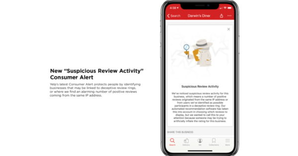 Yelp Issued Over 1,300 Consumer Alerts in 2019 – Adweek
