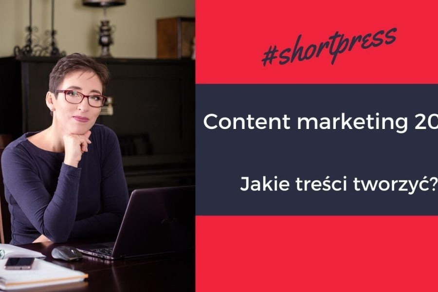 #shortpress Content marketing 2020