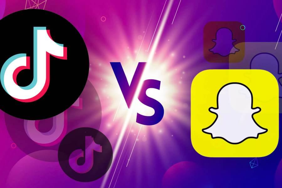 TikTok vs. Snapchat: A guide for marketers
