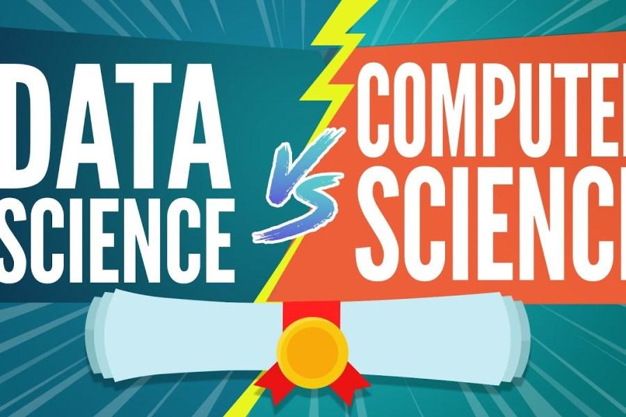 Data Science vs Computer Science Degree for Data Science Career
