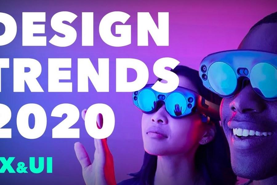 Design Trends 2020 (For UX / UI Designers)