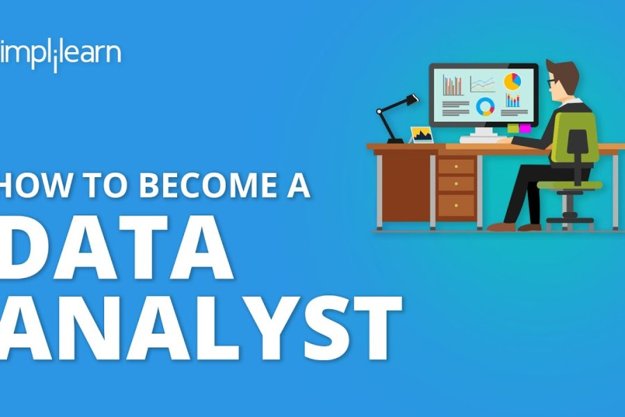 How To Become A Data Analyst? | Data Analyst Skills, Roles And Responsibilities 2020 | Simplilearn