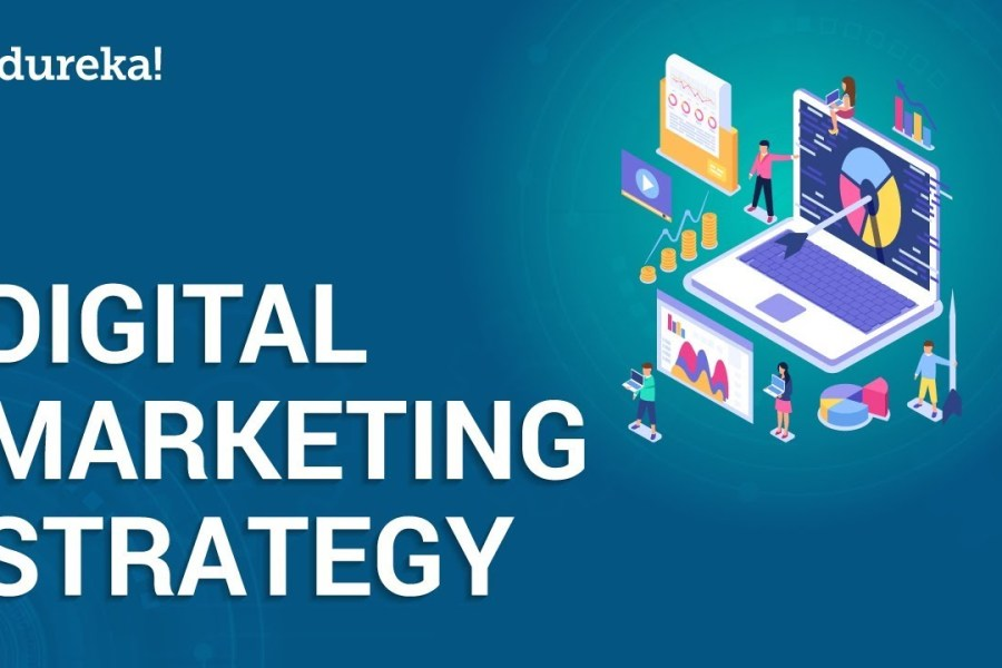 How to Create a Digital Marketing Strategy? | Digital Marketing Tutorial for Beginners | Edureka