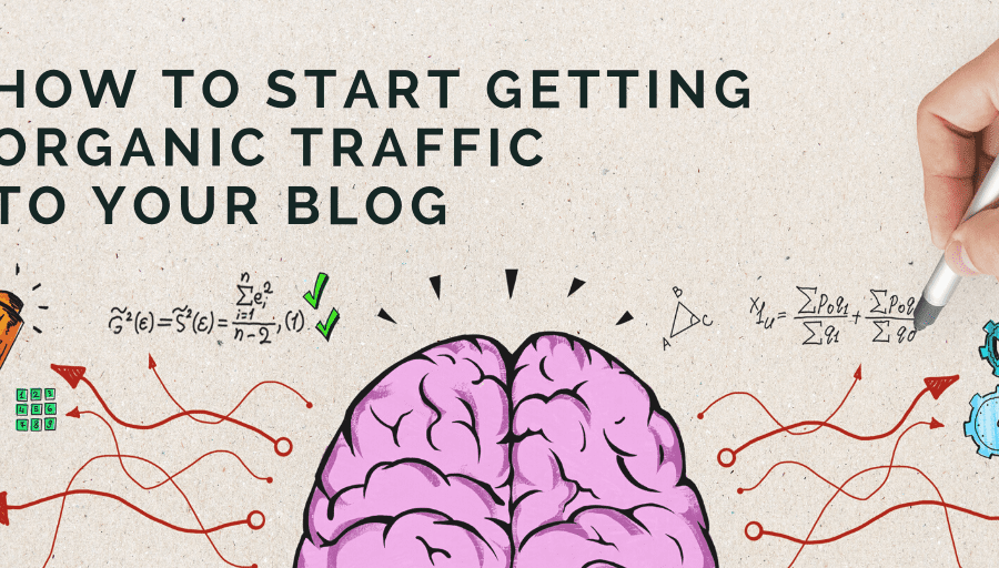 How to Start Getting Organic Traffic to Your Blog