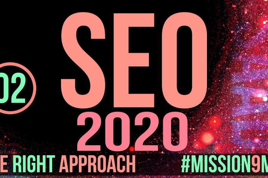 SEO 2020 - Step by Step Approach - Mission9MB in Urdu | Hindi