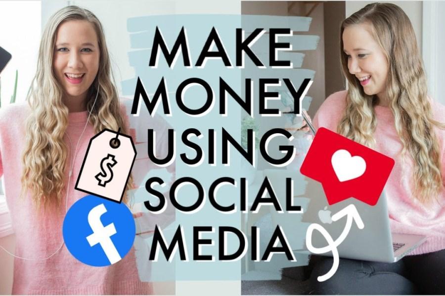 WAYS TO MAKE MONEY ON SOCIAL MEDIA IN 2020!