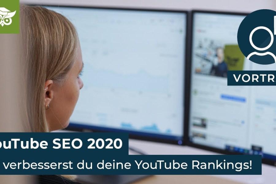 YouTube SEO [2020]: So rankst du Videos auf YouTube & Google