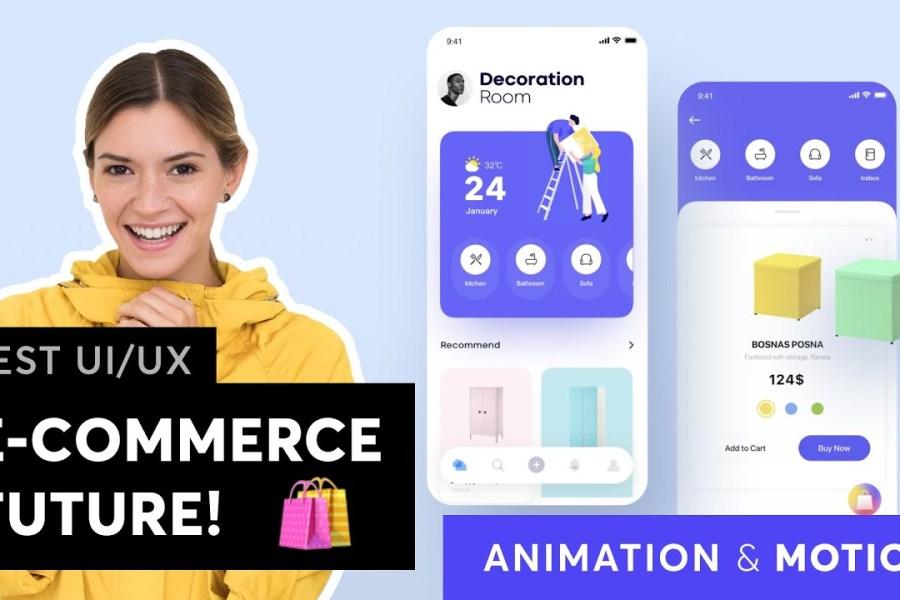 Best UI/UX - Top 10 App & Web Design Inspiration