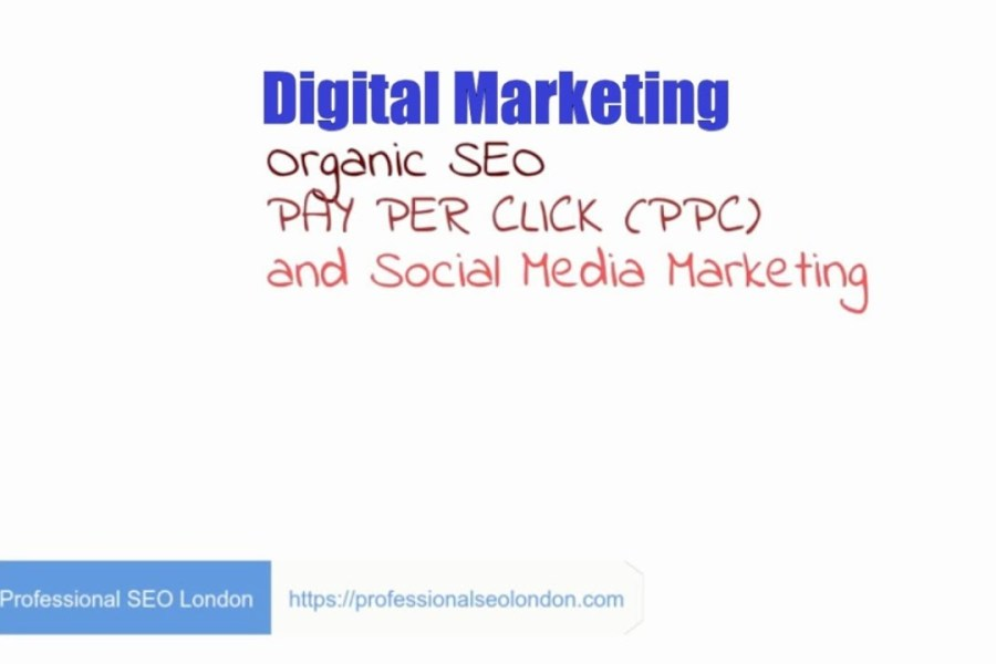 Digital Marketing Agency Professional SEO London