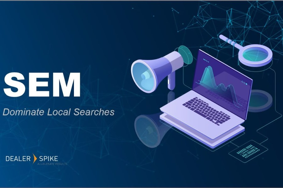 Dominate Local Searches with Search Engine Marketing & Dealer Spike