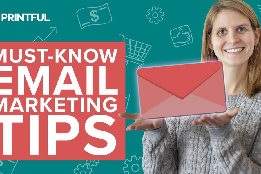 Email Marketing Strategies for Print on Demand: 8 Tips From Printful