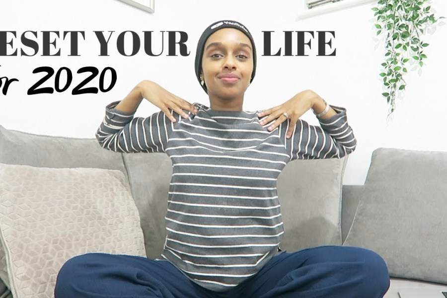 How To Reset Your Life For 2020 | Life Admin, Decluttering, Social Media Cleanse