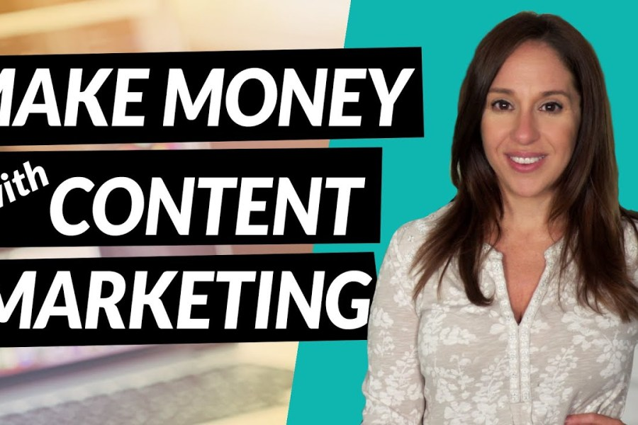 How to Make Money with Content Marketing