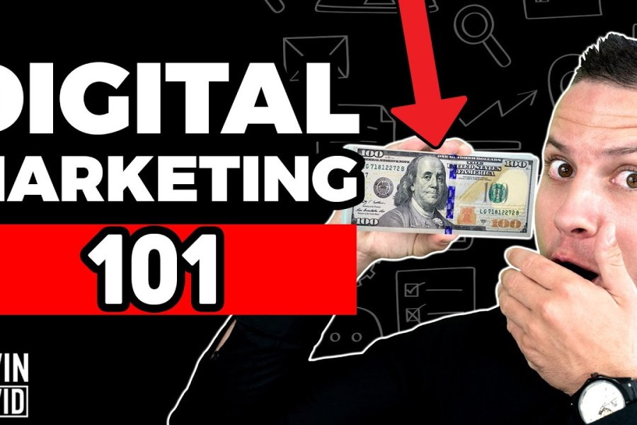 Kevin David - Digital Marketing for Beginners | 5 Strategies That Make Money!