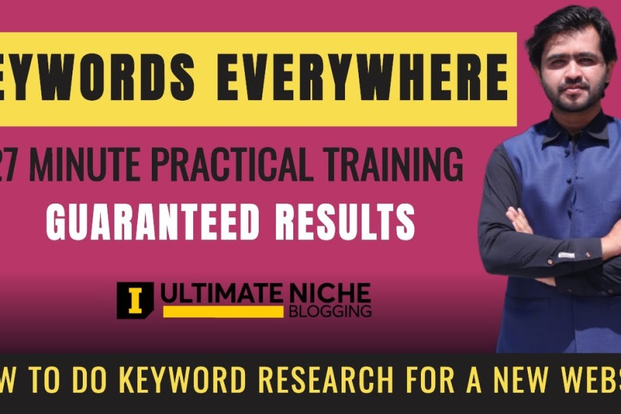 Keywords Everywhere Tutorial: Keyword Research for SEO in 2020