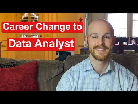 Switching Careers to Become a Data Analyst | How I Made the Switch