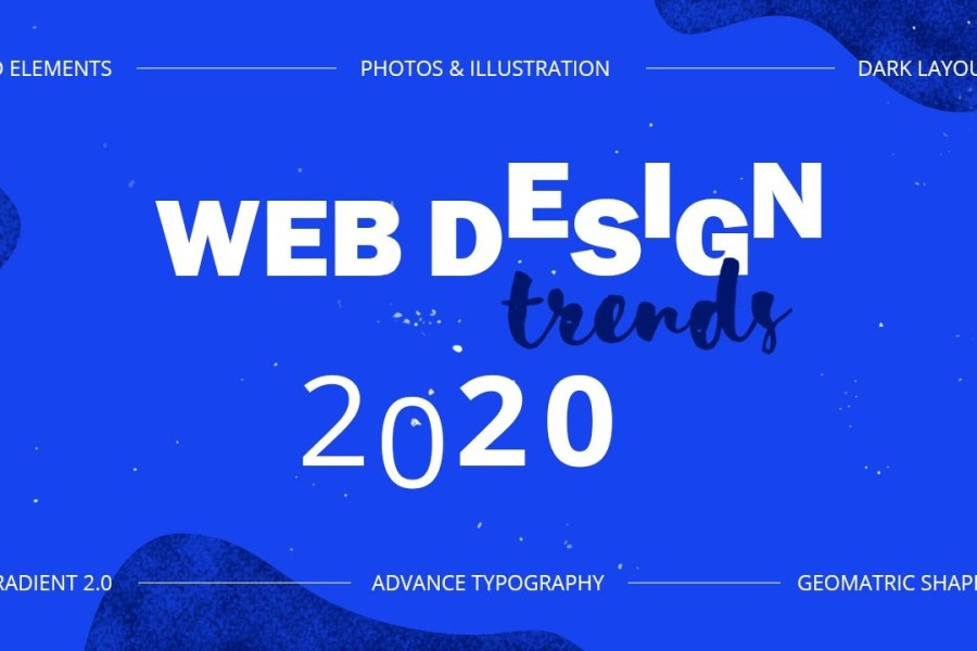 Top 10 Web Design Trends In 2020 - Everyone Should Know | Website Design Trends 2020 | Wpshopmart