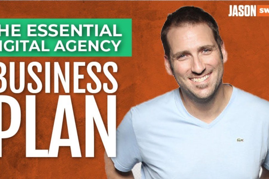 THE BUSINESS PLAN EVERY DIGITAL AGENCY NEEDS   AGENCY PLAYBOOK