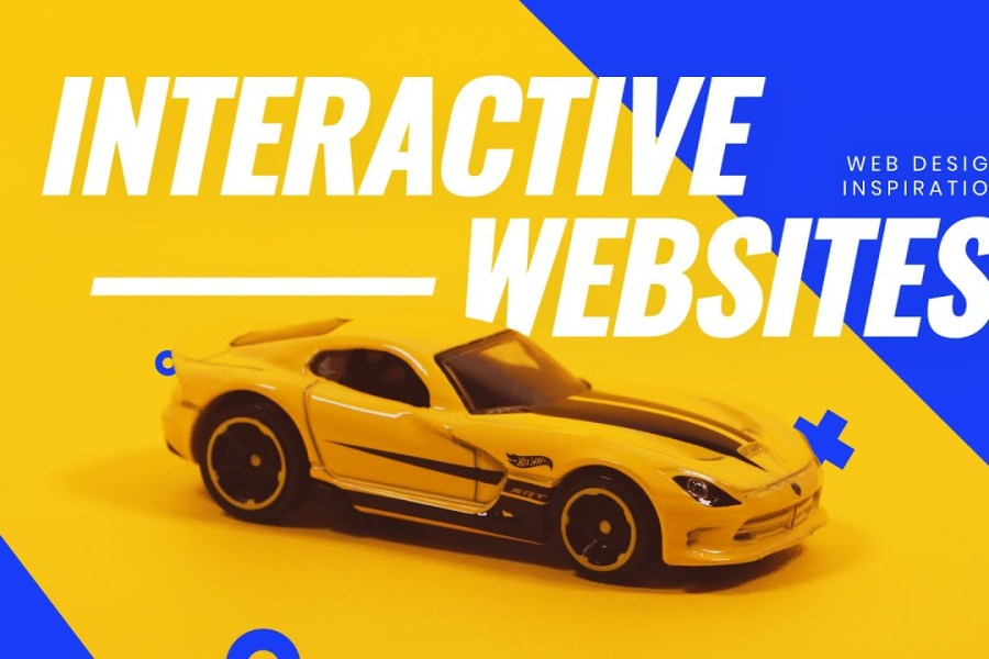 INTERACTIVE WEBSITES TO GO ON IF YOU'RE BORED | WEB DESIGN INSPIRATION 2020 | TemplateMonster