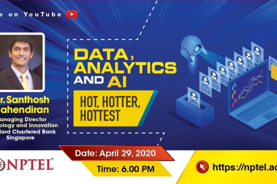 Live_Data, Analytics and AI