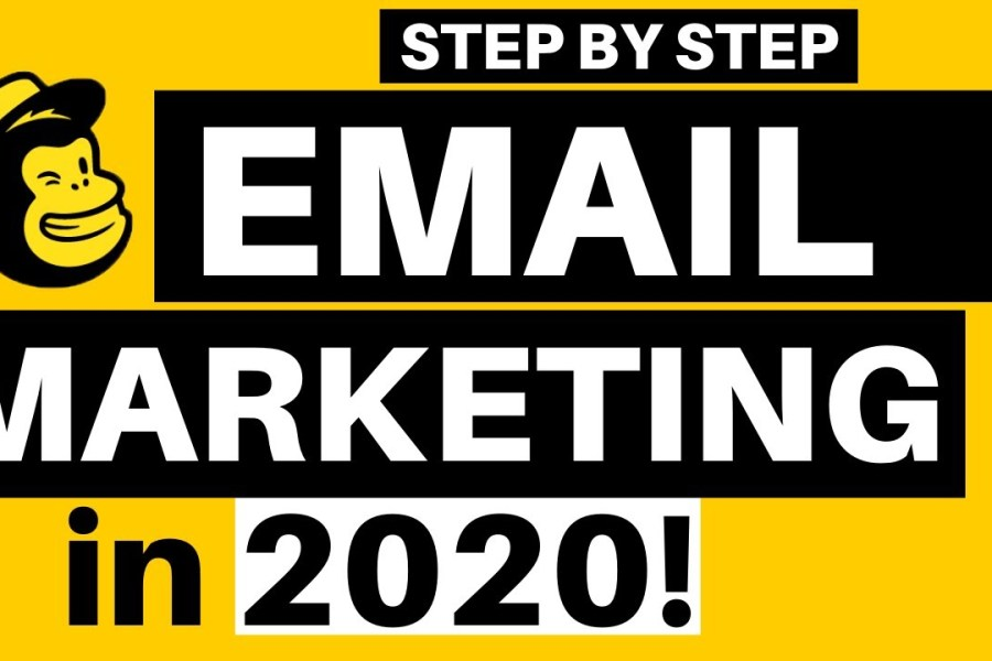 MailChimp Email Marketing Tutorial 2020 | How to Use MailChimp | Step by Step for Beginners