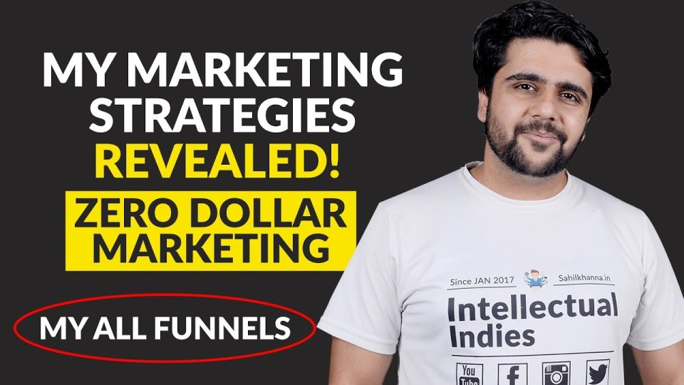 Zero Dollar Marketing