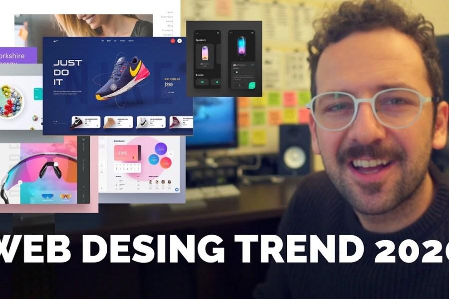 Web Design Trend per il 2020