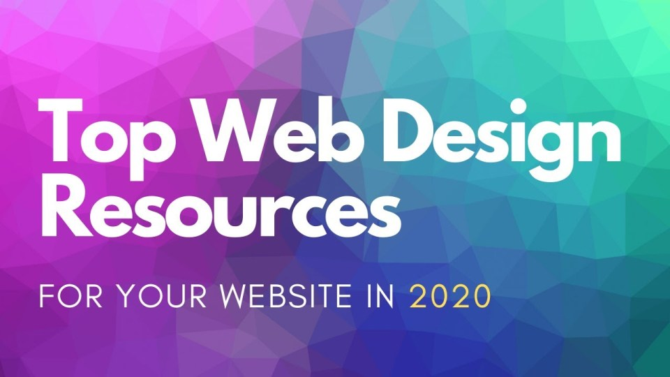 20+ Must Have Web Design Resources for Your WordPress Website Projects for 2020!