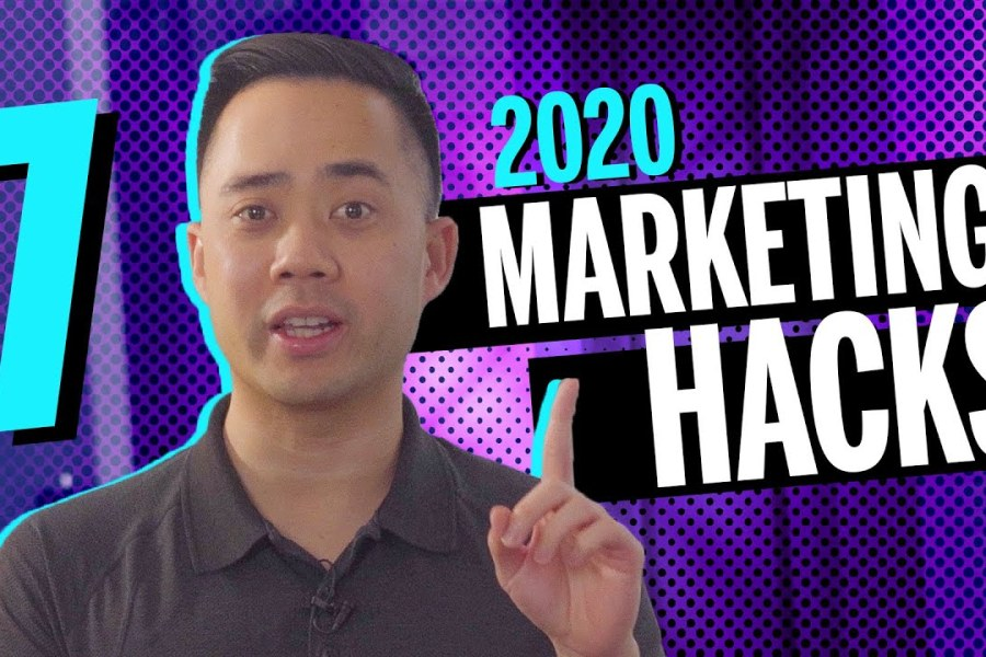 7 Little Known Marketing Hacks for 2020