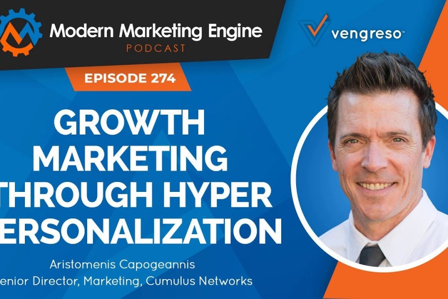 Growth Marketing through Hyper Personalization
