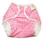 Nature babies Classic Pink Check 88