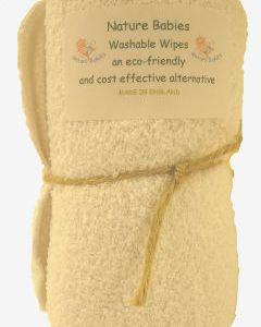 Naturebabies Washable Wipes