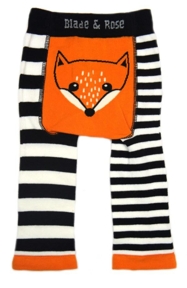 Blade and rose fox leggings