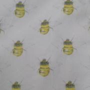 Clarabugs bee fabric