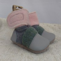 Pale pjnk and grey 6-12m