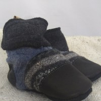 Nooks black and blue 6-12m
