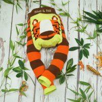 blade and rose tiger leggings
