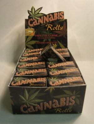 CANNABIS Rolls 24