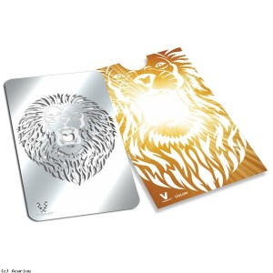Grinder Card Lion