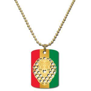 Collana Grinder Card Lion